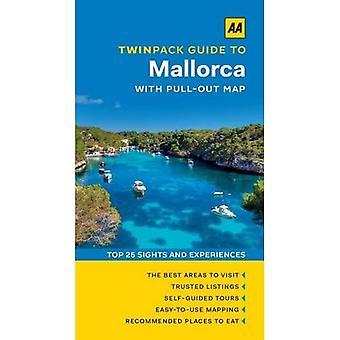 AA Twinpack Guide til Mallorca (Aa Twinpack Guides)