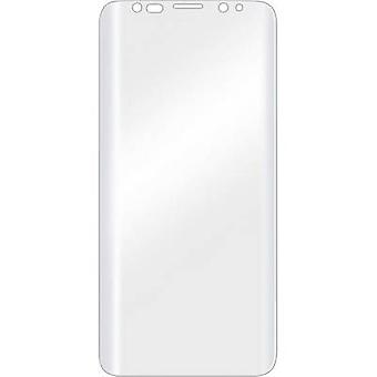 Hama Full Screen 178987 Film Compatible with (mobile phone): Samsung Galaxy S9 1 pc(s)