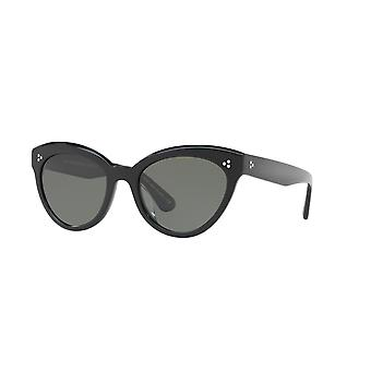 Oliver Peoples Roella OV5355SU 1005/9A Black/Polarised G15 Sunglasses