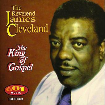 Rev. James Cleveland - King of Gospel [CD] USA import