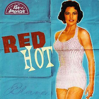 Red Hot [CD] USA import