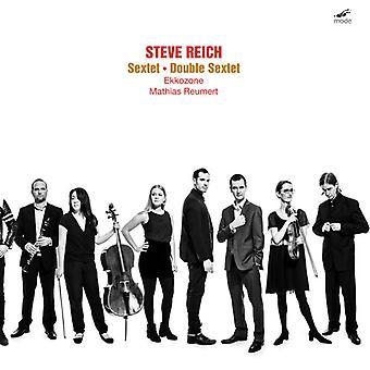 Reich / Ekkozone / Mathias Reumert - Double Sextet [CD] USA import