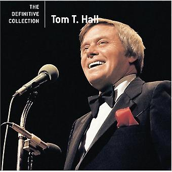 Tom T. Hall - Definitive Collection [CD] USA import