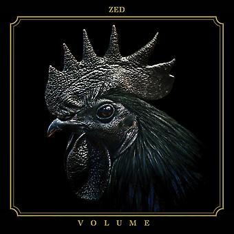 Volume [CD] USA import