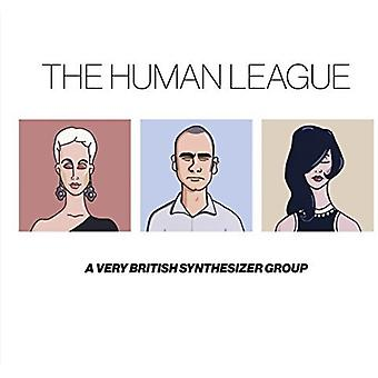 The Human League - Anthology: A Very Br [CD] USA import