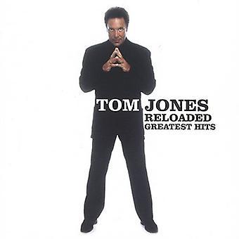 Tom Jones - Reloaded(Greatest Hits) [CD] USA import