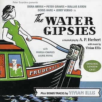 London Cast - The Water Gipsies [Original London Cast] [CD] USA import