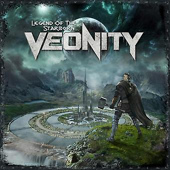 Legend Of The Starborn [CD] USA import