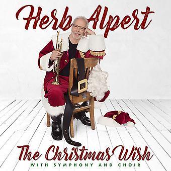 Alpert*Herb - Christmas Wish [Vinyl] USA import