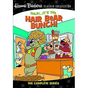 Apua! Se on hiukset karhu nippu! Täydellinen sarja [DVD] Yhdysvallat tuoda