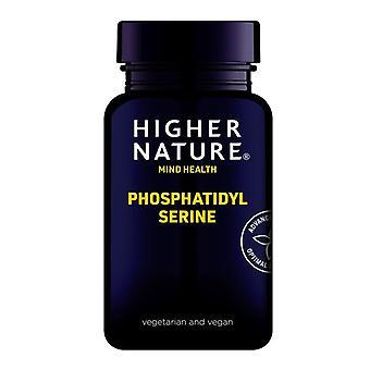 Higher Nature Phosphatidyl Serine Vegetarian Capsules 45 (PSV045)