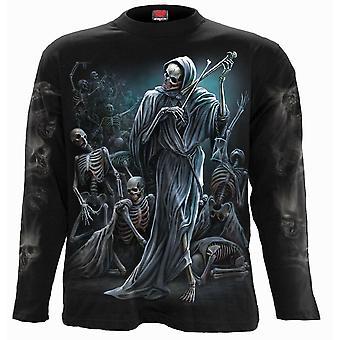 Spiral - dance of death - men's long sleeve t-shirt