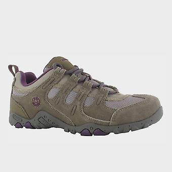 Hi Tec Women's Quadra Classic Walking Shoes Brown