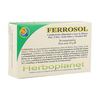 Ferrosol 30 tablets