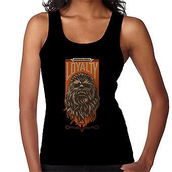 Star Wars Chewbacca Loyalty Women's Vest