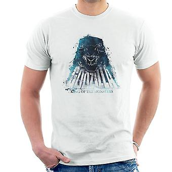 Godzilla Blue Flame Men's T-Shirt