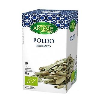 Boldo Infuusio 20 yksikköä