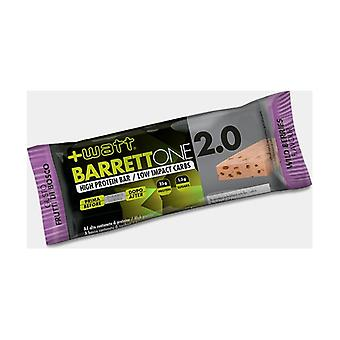 Protein Bar 2.0 Barrettone 2.0 of Berries 70 g
