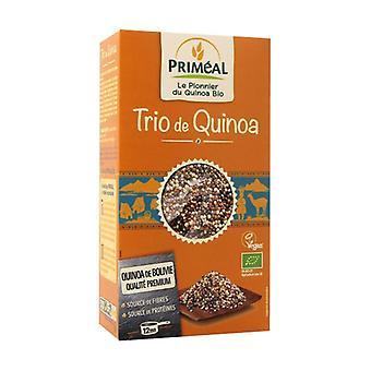 Quinoa Trio None