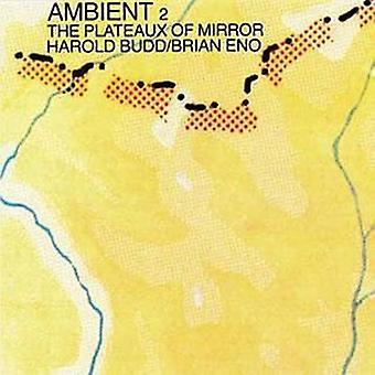 Eno/バッド-Eno/バッド: Vol. 2 周囲: ミラーの高原 [CD] USA 輸入