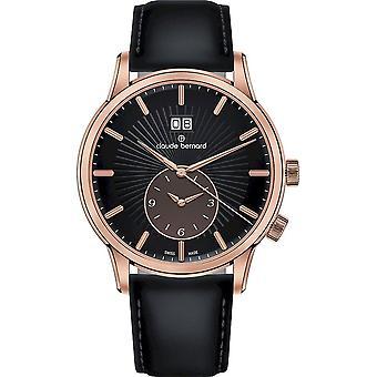 Claude Bernard - Relógio de Pulso - Homens - Jolie classique 2 fuso horário - 62007 37R NIBRR