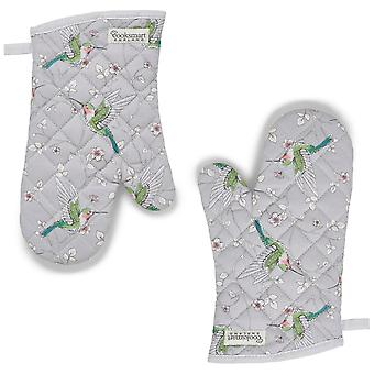 Cooksmart Set of 2 Hummingbirds Gauntlets