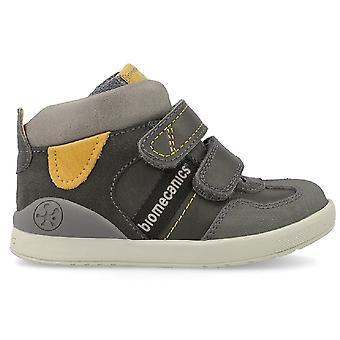 Biomecanics Boys 191188 Ankle Boots Grey