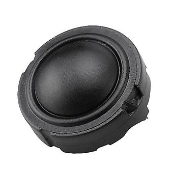 2pcs 4-ohm 80w 1.5-inch 25core Tweeter Hifi Speaker Fiber Membrane Rubidium Magnetic Speakers Treble Head (25 Core)