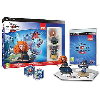 Ps3 Disney Infinity 2.0 Originals Startpakke