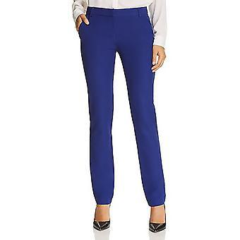 Aqua | Pantaloni cu picior drept