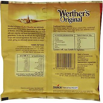 Werthers Original Butter Candies, 110g Bag
