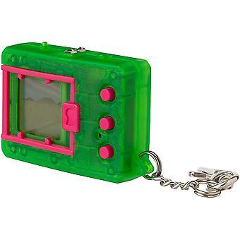 Translucid Neon Verde Digimon Bandai Digivice Virtual Pet Monster