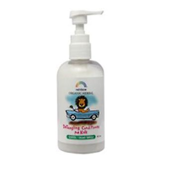 Rainbow Research Conditioner For Kids, Creamy Vanilla, 8.5 Oz