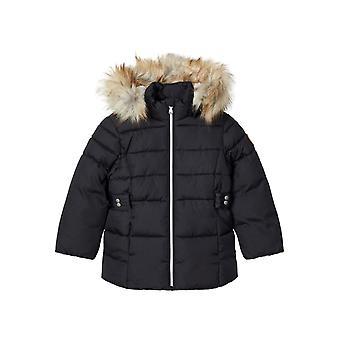Όνομα-it Κορίτσια Χειμώνας παλτό Merethe Σκούρο Ζαφείρι