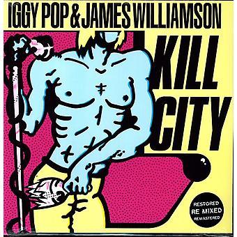 Iggy Pop & James Williamson - Kill stad (hersteld Edition) [Vinyl] USA importeren