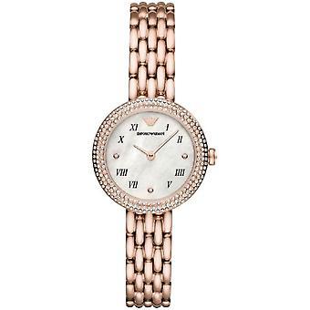 Emporio Armani Wristwatch Women's AR11355 ROSA