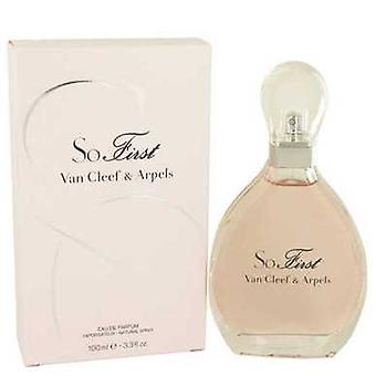 So First By Van Cleef & Arpels Eau De Parfum Spray 3.3 Oz (women) V728-535433
