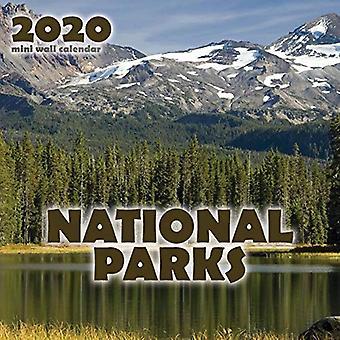 National Parks 2020 Mini Wall Calendar