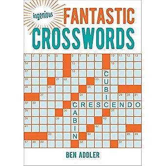 Fantastic Crosswords (Ingenious Puzzles)