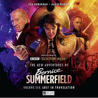 The New Adventures of Bernice Summerfield Lost in Translation by Foley & TimGoss & JamesPrentice & JAAdams & GuyBenedict & AK