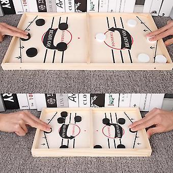 הוקי שולחן פאזל קלע דיסקית משחקי לוח