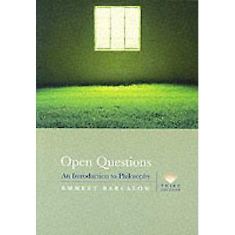 Open Questions by Barcalow & Emmett Western New England College
