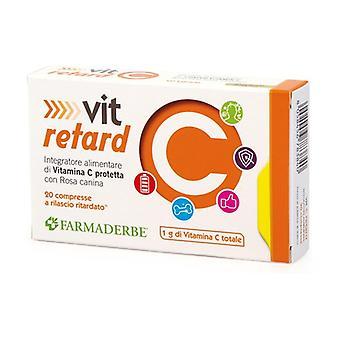C retard 20cpr 20 tablets