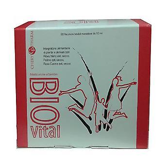 Bio vital 20 units of 10ml