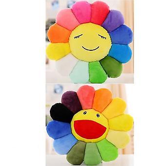 Kwiaty słońca Design-super duży, pluszowy i nadziewane poduszki miękka zabawki