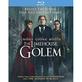 Limehouse Golem [Blu-ray] USA import