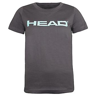 Head Club Lucy Womens T-Shirt Tee Short Sleeve Top Brown 814333 DSNG