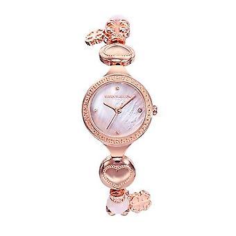 Mark maddox horloge roze goud mf0011-07