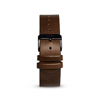 Olive Green Leather Band