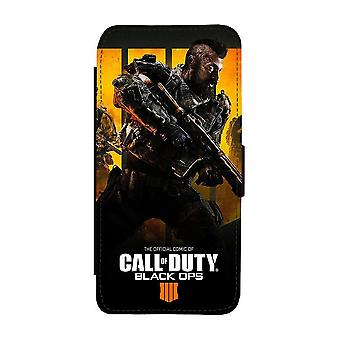 Call of  Duty Black Ops 4 iPhone 12 Mini Plånboksfodral